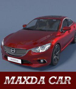 Maxda Car