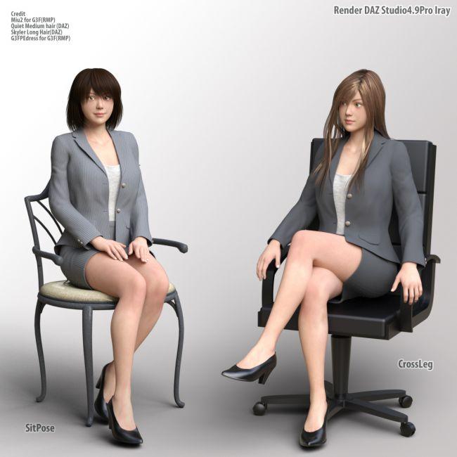 Genesis skye office suit