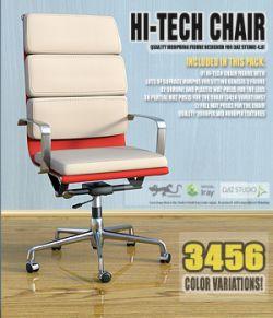 Hi-Tech Chair for Daz Studio