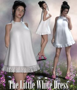 The Little White Dress for Genesis 3