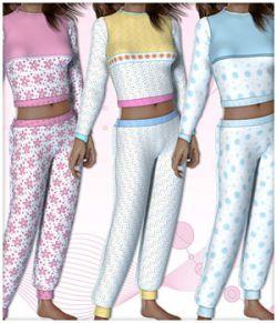 Miki 3- Pajama