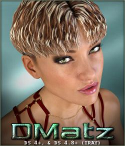 DMatz MSC Wavy Hair