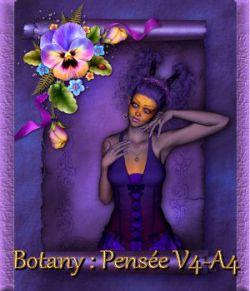 FF-Botany : Pensee for V4 & A4