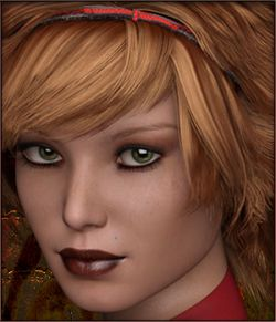 TDT-Beatrice for Genesis 3 Female