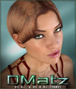 DMatz MSC Agata Hair