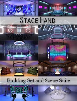 Stage Hand- Building Set and Scene Suite
