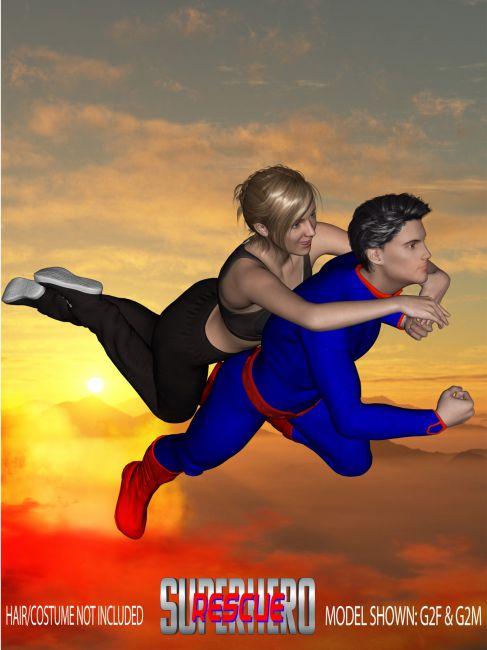 SuperHero Rescue for G2F & G2M Volume 1