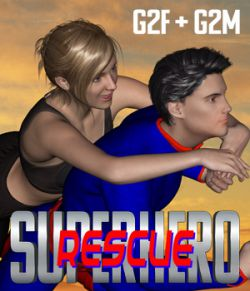 SuperHero Rescue for G2F & G2M Volume 1
