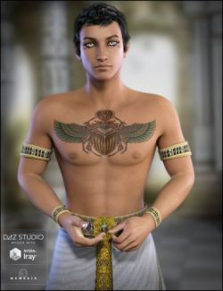 Enkil for Genesis 3 Male