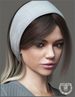 Elena Hair and OOT Hairblending 2.0 for Genesis 3 Female(s)