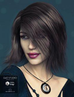 Bonny Hair for Genesis 3 Female(s)