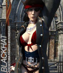 BLACKHAT for Victoria Pirate