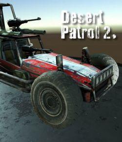Desert Patrol 2 Vehicle- Extended License