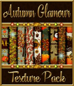 Autumn Glamour Seamless Texture Pack