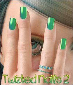 Twizted Nails 2 MR
