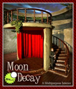 Biscuits Moon Decay Room
