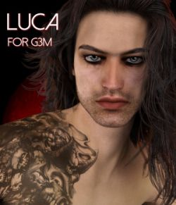 Luca for Genesis 3 Male