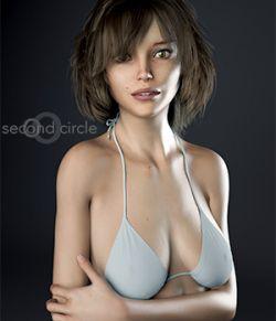 Jessica for Genesis 3 Female