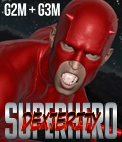 SuperHero Dexterity for G2M & G3M Volume 1