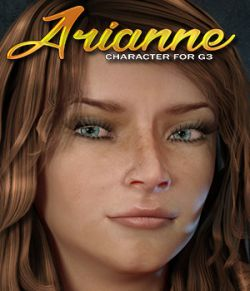 Exnem Arianne Character for G3 Female