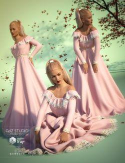 Belle Dress Morphs