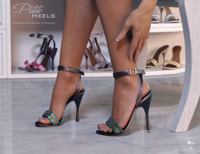 DMs Petite Heels