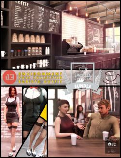 i13 Trendy Coffee Shop Bundle