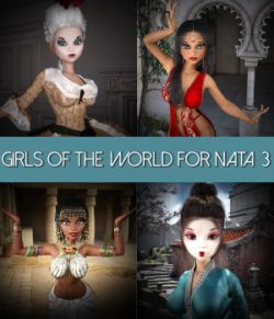 Girls of The World for Nata (Genesis 3)