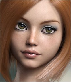 FWSA Freckles for Genesis 3 and Nata