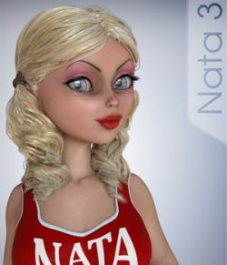 Nata 3 for Genesis 3 Female