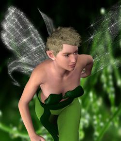 Easy Fairytelling Angel Dust Wings Add On