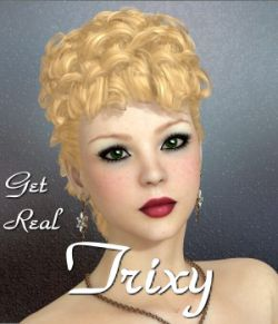 Get Real for Trixy hair