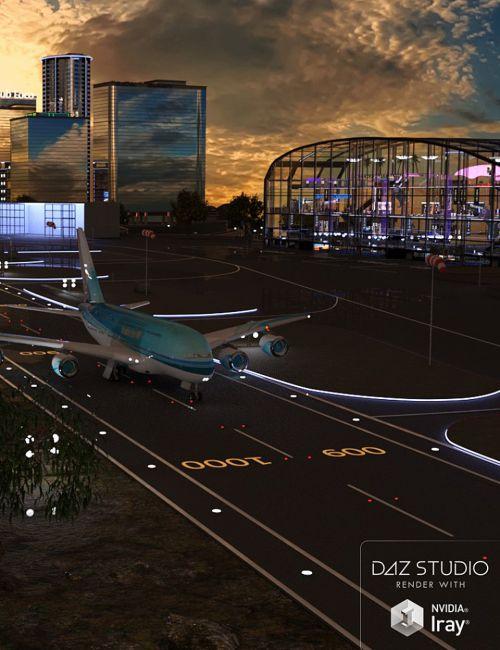 Airport Island - Airport
