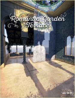 Romantic Garden Terrace