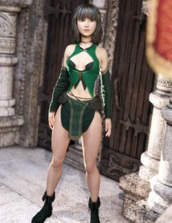 Innocent Witch for Genesis 3 Female(s)