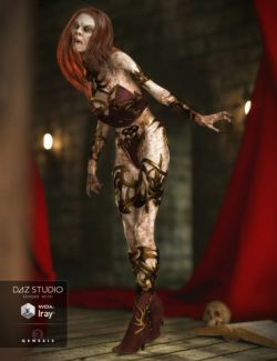 Wicked Guardian Outfit for Genesis 3 Female(s)