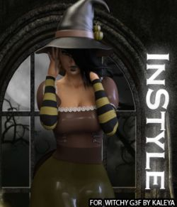 InStyle- Witchy G3F