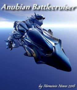 Anubian Battlecruiser