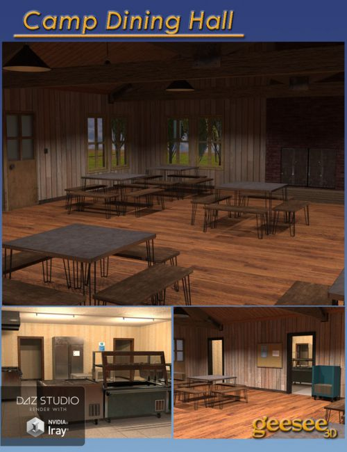 Camp Dining Hall