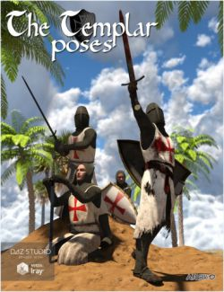 The Templar Poses