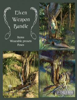 Elven Weapon Bundle