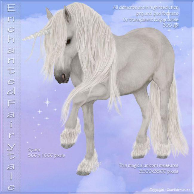 JaneEden Enchanted Fairytale
