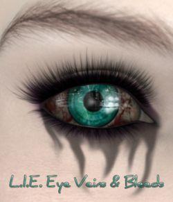 L.I.E. Eye Veins and Bleeds For Genesis 3 Female
