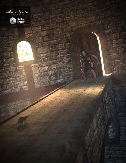 Fantasy Tower Bridge Interior