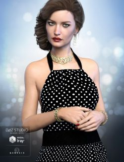 FWSA Monika HD for Victoria 7 and Her Jewelry