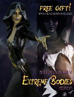 Body By Sublime V - Extreme Bodies Edition