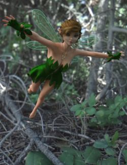 Fairy Scale IBL- Forest Pixie HDRI Environments