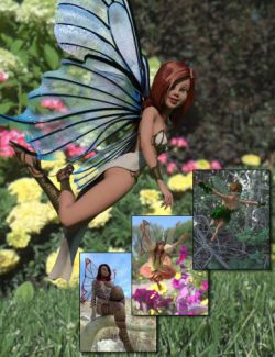 Fairy Scale IBL- Nature Bundle HDRI Environments
