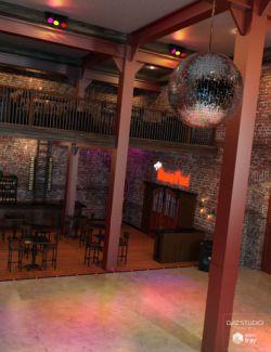 The Brass Pole Nightclub