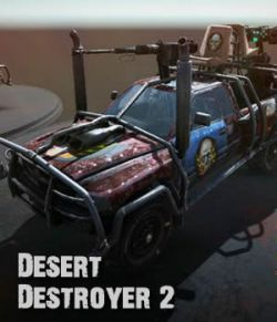 Desert Destroyer 2.